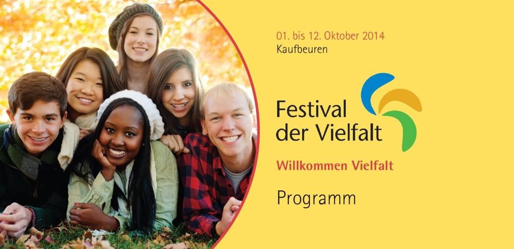 Kaufbeuren Aktiv 11 Festival Der Vielfalt Veranstalter Ziehen